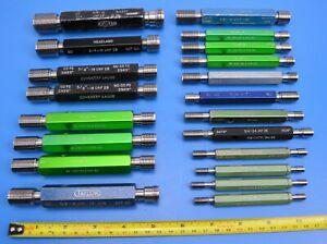 UNF Thread Go No Go (NoGo) Gauges - Various Sizes - Horstmann Headland - Select: