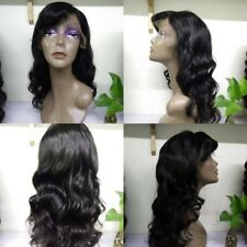 Full lace Brazilian wig with natural hairline. Virgin hair grade 9A in 14 inches