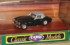 CORGI CLASSIC MODELS -  AUSTIN HEALEY 3000 CAR  - D735 -  c1989 - 1:43