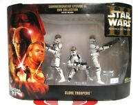 Star Wars ROTS Commemorative Episode III DVD Collection Clone Troopers Sealed