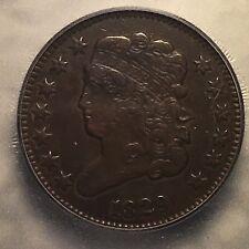 1829 ICG EF-40 Classic Head Half Cent