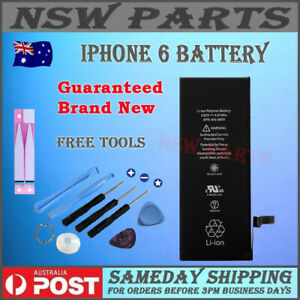 For Apple iPhone 6 Brand New Internal Battery Replacement 1810mAh
