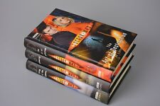 R&L Book: BBC Doctor Who Hardbacks x3 Wetworld/Sting of the Zygons/Art of Dest.