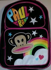 "Licensed Paul Frank 16"" Backpack/Bookbag"