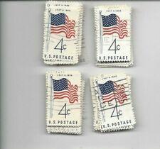 U.S. Stamps Scott 1153 .04 Cent Flag 100 used  7/30