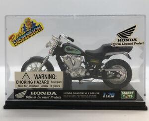 Honda Shadow VLX die cast model 1:20 scale Smart Toys in plastic case 1998