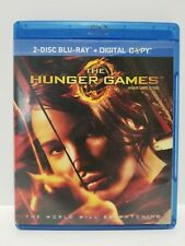 The Hunger Games: Blu-ray movie - 2 Disc - No scratches + Warranty - Canadian