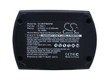 Nueva batería para Metabo BS 9,6 BS9.6 bsp9.6 6.25471 Ni-mh Reino Unido Stock