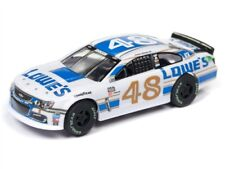 NEW HO AUTOWORLD NASCAR Jimmie Johnson 2017 Chevy SS #48 Lowes SUPER 3 REL 3