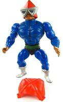 MOTU Vintage Mekaneck 1983 With Back Armor Masters Of The Universe He-Man