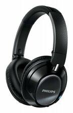 Philips SHB9850NC Wireless Noise Cancelling Bluetooth Headphones