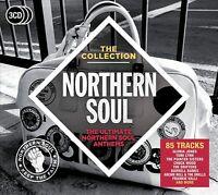 Northern Soul The Ultimate Anthems (2016) 3-CD digipak Neuf/Scellé