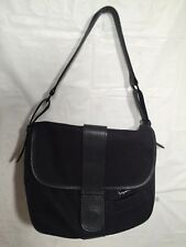 Women's Lacoste Black Hobo Bag
