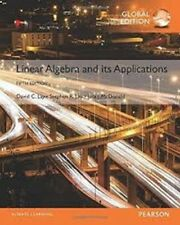 Linear Algebra and Its Applications 5e by Judi J. McDonald and Steven R. Lay