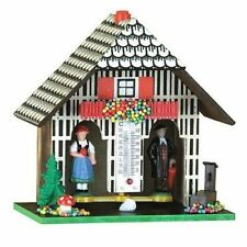 Gerrman Weather house Souvenir Style from Black Forest