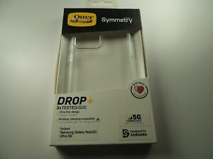 OtterBox Symmetry Series Hybrid Case for Samsung Galaxy Note20 Ultra 5G - Clear