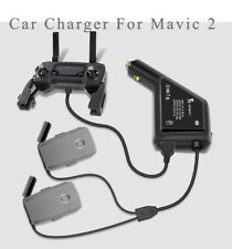 Car Charger For DJI Mavic 2 Pro AIR Drone Battery with 2 Battery Charging Ports