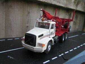 1.50 Code 3 Rare Volvo N12 Conrad 6x4  Self loading logging trailer stunning,