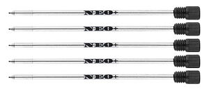 Pen Refills Ballpoint fit Swarovski Element Crystal Pen. Sets of 10, 20, 30
