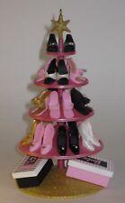 Hallmark Keepsake Ornament Barbie 45th Anniversary Shoe Tree Ornament 2004