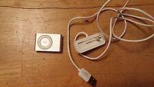 iPod Shuffle 2nd Generation silver (1gb)