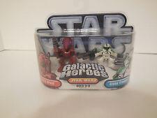 Star Wars Galactic Heroes Battle Droid and Clone Trooper 2 figure pack