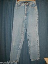 Perry Ellis American Denim Jeans Size 6 5 Pocket W 25 L30 USA Inseam 30 Waist 25