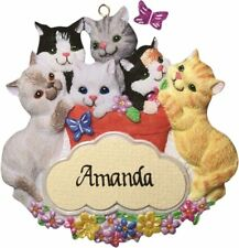 PERSONALIZED KITTENS / CATS MAGNET