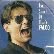 "45 TOURS / 7"" SINGLE--FALCO--THE SOUND OF MUSIK / ROCK N' SOUND EDIT--1986"