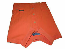 Polo Ralph Lauren Hunting Trail Guide Blaze Orange Cargo Utility Shirt XXL 2XL