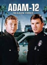 Adam -12: Season 3 (DVD, 2009, 4-Disc Set)