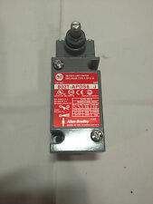 ALLEN BRADLEY 802T-APDS6 Oil tight limit switch