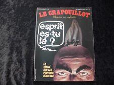 LE CRAPOUILLOT n° 65 - Sept.-Oct.1982 LA VERITE SUR LES POUVOIRS OCCULTES