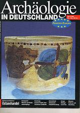 Archäologie in Deutschland 4/00 Ostseehandel