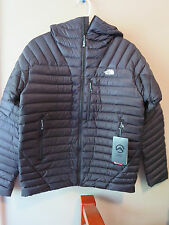 Mens New North Face Summit L3 Jacket Size Small Color Black