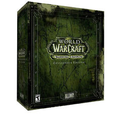 World of Warcraft - The Burning Crusade Collectors Edition - WoW OVP NEU Sealed!
