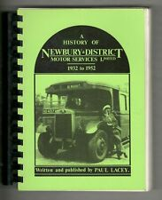 A History of Newbury and District Motor Services (Buses) 1932-52  0951073915
