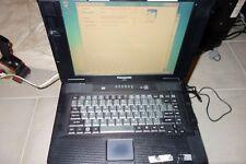 Panasonic Toughbook CF-52 Laptop 2.26ghz Core 2 Duo 300 GB HD 4GB Ram Dualtouch
