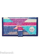 Nouveau SS / 16 * ROXY-dérive tropical * femme partout imprimer porte-monnaie erjaa03065_nle6!!