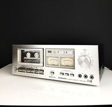 New ListingVintage Pioneer Ct-F500 Aluminum Face Dolby Stereo Recorder Cassette Deck