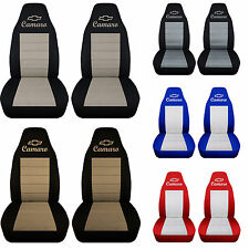 Fits 1982-2002 chevrolet camaro FRONT SET  car seat covers color choice iroc-z