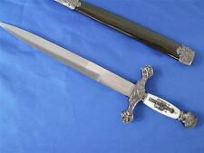 Brand New Stainless Steel Medieval Knights Templar Masonic Dagger SM-2