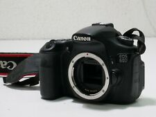 Canon EOS 60D 18.0 MP Digital SLR Camera - Black (Body)
