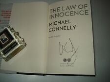 New Lincoln Lawyer Novel by Michael Connelly (2020, Hardcover)