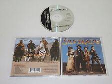 SILVERADO/SOUNDTRACK/BRUCE BROUGHTON (INTRADA MAF 7035D) CD ALBUM