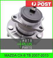 Fits MAZDA CX-9 TB 2007-2013 - Rear Wheel Bearing Hub