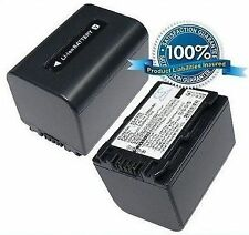 1500 mAh Camera Batteries for Sony