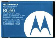 MOTOROLA BQ50 OEM replacement BATTERY lithium ion W233 W370 W376 SNN5804B BQ50
