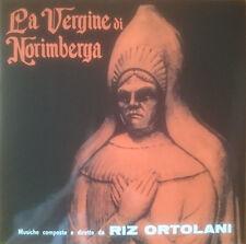 Riz Ortolani The Virgin of Nuremberg OST LP Contempo Records Antonio Margheriti