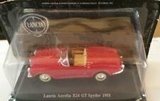 "DIE CAST "" LANCIA AURELIA B24 GT SPYDER - 1955"" + TECA RIGIDA BOX 2 SCALA 1/43"